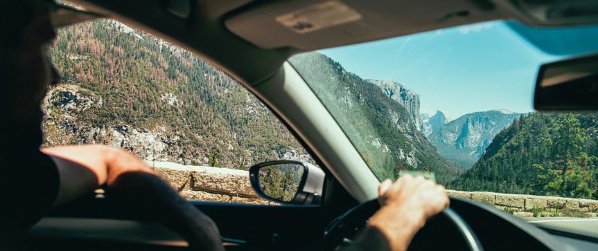 Foto para post do blog falando sobre multa de trânsito